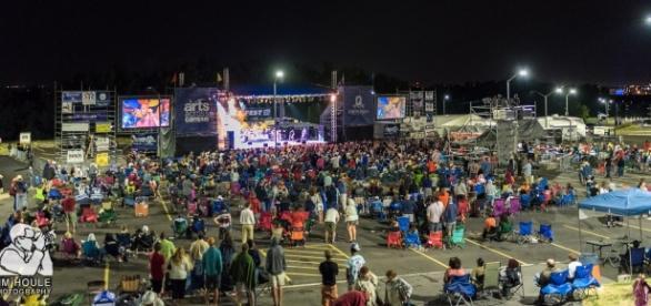 Trombone Shorty Holds Dance Off on Day 2 of Syracuse Jazz Fest - nysmusic.com
