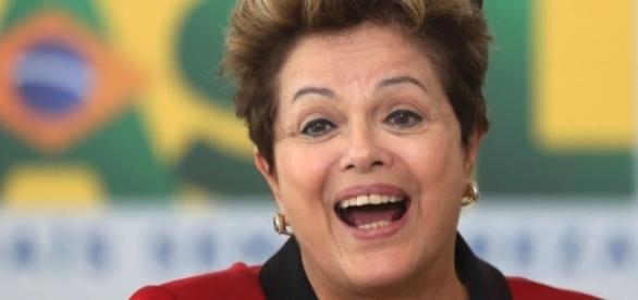 A ex-presidente mencionou diversos eventos feministas que vêm ocorrendo ao redor do mundo.