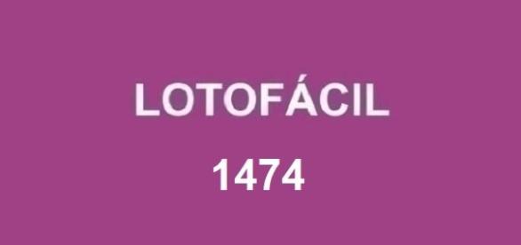 Anúncio do resultado da Lotofácil 1474, nessa segunda-feira (13).