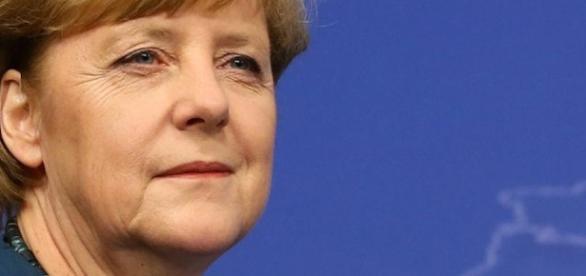 German Chancellor Angela Merkel. Photo Credit to Erk Maddy.