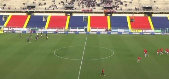 Lo stadio Iacovone pronto a dare il benvenuto al nuovo tecnico Sasà Ciullo.