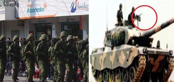 Militares estão a postos no Brasil após greve - Google