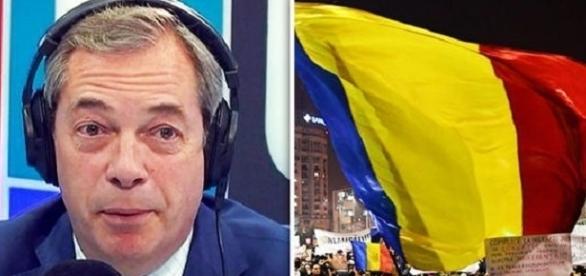 Nigel Farage VORBEȘTE din nou URÂT despre România
