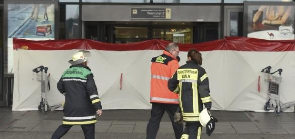 Sessenta e oito pessoas manifestaram irritação nos olhos e problemas respiratórios
