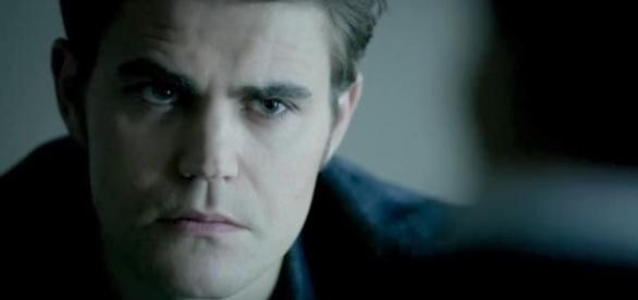 The Vampire Diaries 8x12: Stefan lida com sua nova realidade (Foto: CW/Screencap)