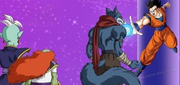 Universo 9 vs Universo 7 Dragon Ball Super