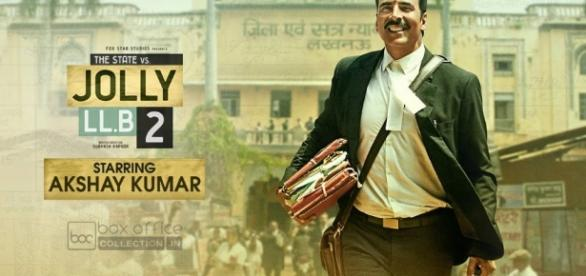A still from 'Jolly LLB 2' (Image credits: boxofficecollection.in)