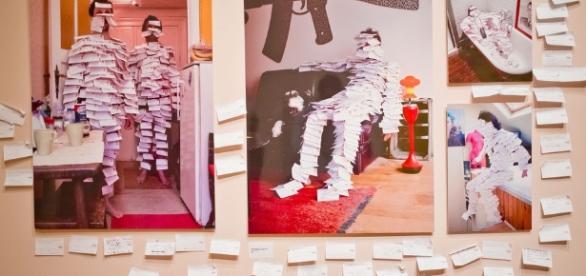 Art Truc Troc: Echange post-it contre oeuvre d'art - aufeminin.com