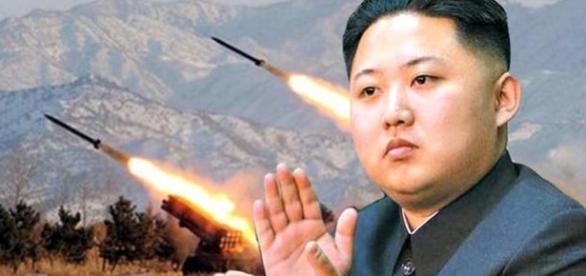 Coreea de Nord a lansat o rachetă balistică deasupra Mării Japoniei - Foto: appledaily.com.tw