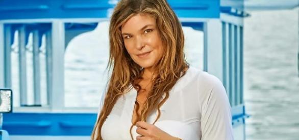 Cristiane Oliveira também foi dispensada pela Globo. A eterna Juma Marruá de Pantanal, da década de 1990, foi contratada pela Globo em 1992