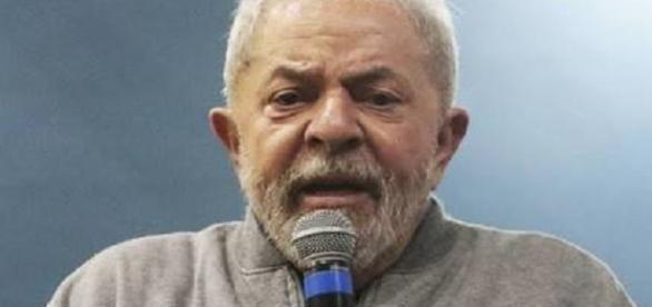 Ex-presidente Luíz Inácio Lula da Silva