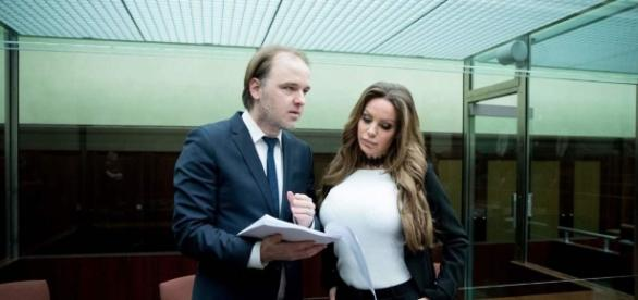 Gina-Lisa Lohfink rechtskräftig verurteilt - Revisionsprozess ... - krone.at
