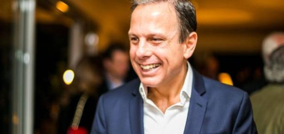João Doria é bem avaliado na prefeitura de São Paulo
