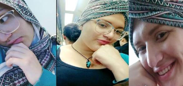 Jovem é questionada por usar turbante - Google