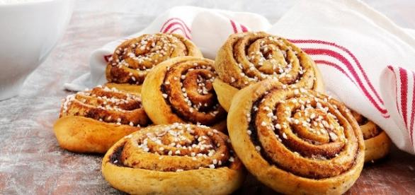 Kanelbullar Ricetta Svedese – Brioches alla Cannella | La Betty in ... - labettyinsvezia.it