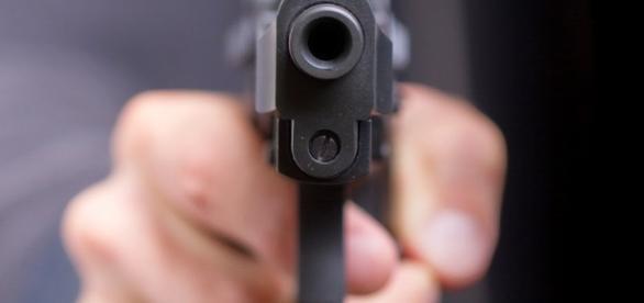 O desarmamento pode tirar a sua vida.