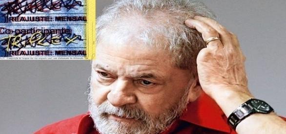 PF suspeita ocultação de documentos do imóvel no litoral paulista de propriedade do ex-presidente.