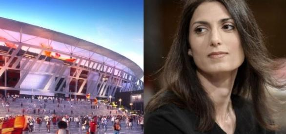 Roma: polemiche sulla costruzione dello Stadio
