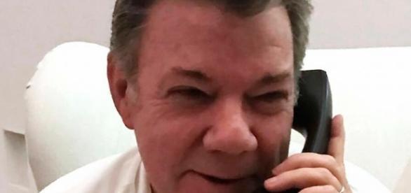 Trump conversó con Santos y le expresó su apoyo al proceso de paz ... - elheraldo.co