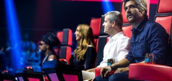 Último dia de audições do 'The Voice Kids' fecha os times de técnicos (Fonte: Gshow.com)