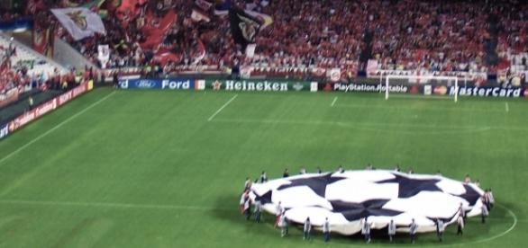 A Champions League regressa ao Estádio da Luz
