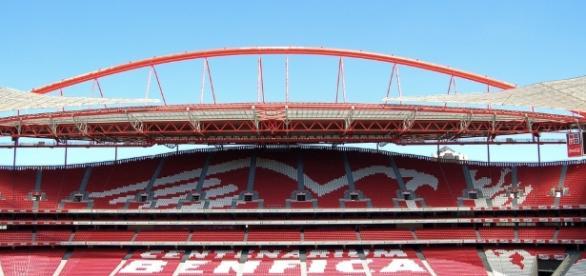 Benfica x Arouca no Estádio da Luz