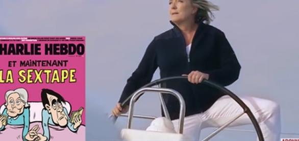 Face au dynamisme de la campagne de Marine Le Pen, François FIllon fait figure de convalescent alité
