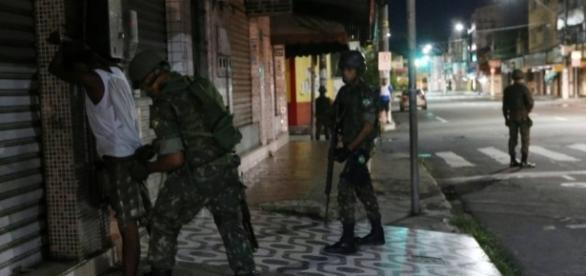 Greve da Polícia Civil pode ampliar caos no Espírito Santo | VEJA.com - com.br