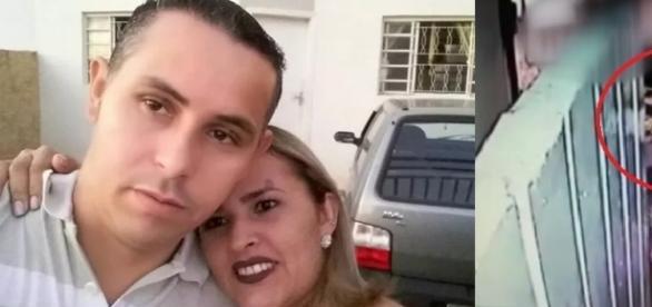 Homem mata a própria esposa em tiro acidental.