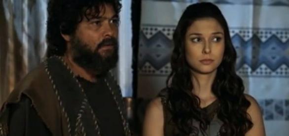Ioná fica grávida de Elói na reta final da novela