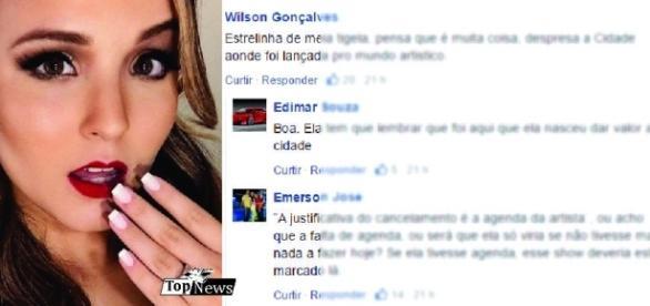 Larissa Manoela cancela show e fãs ficam irritados