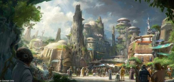 Novas expansões na Disney: Star Wars ganhará parque temático