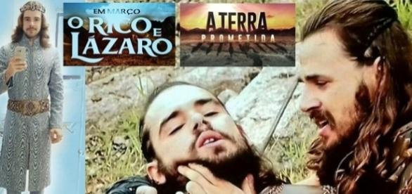 Osmar Silveira volta em 'O Rico e Lázaro'