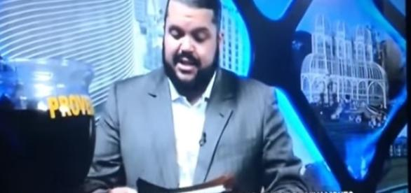 Pastor lançou a campanha para arrecadar ofertas