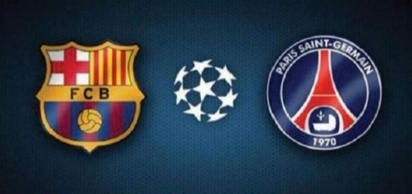 PSG e Barcelona voltam a encontrar-se na Champions League