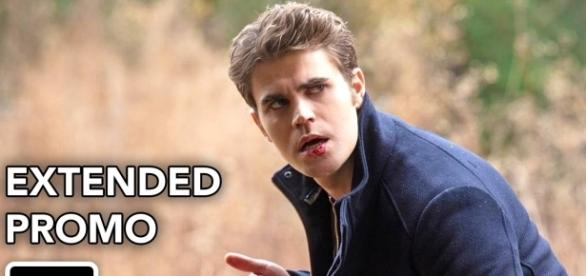 """The Vampire Diaries"" 8x13: Stefan é forçado a enfrentar seu passado (Foto: CW/YouTube)"