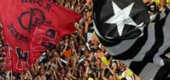 Vitória do Flamengo eliminou o Botafogo da Taça Guanabara