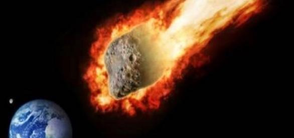 Cientista diz que asteroide vai cair na terra - Google