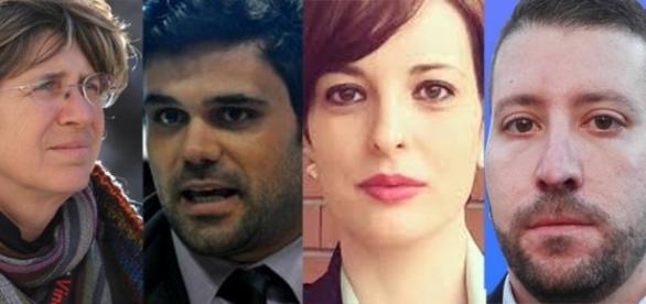 Di Pillo, Caliendo, Masi e Marsella i più probabili candidati alla presidenza del municipio di Ostia.