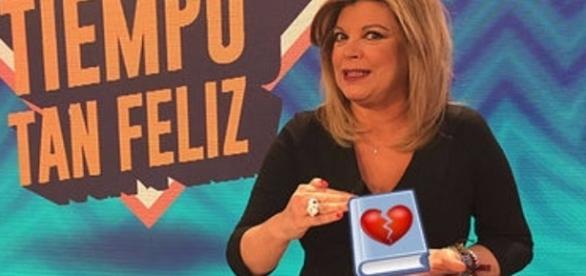 """Harta de rumores sobre ella, Terelu Campos suelta la """"exclusiva"""" de su vida"""