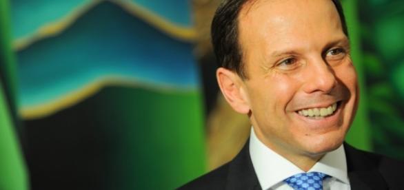João Doria fala sobre as doações das empresas para São Paulo