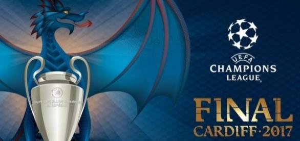 Logo final Champions Cardiff 2017