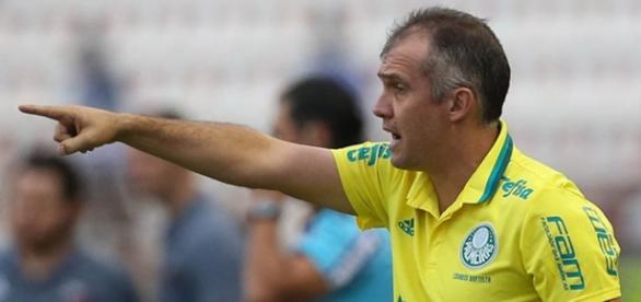 Palmeiras vai à campo contra o São Bernardo nesta quinta.