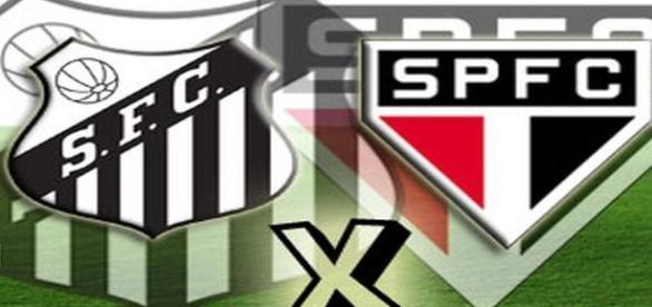 Primeiro clássico do Paulistão 2017: Santos x São Paulo. Quem é o melhor?