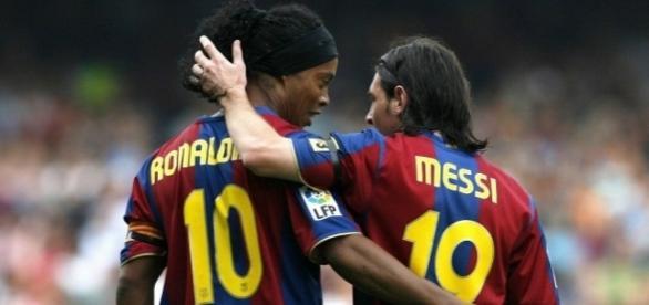 REVELATION: Ronaldinho connaît le successeur de Lionel Messi!