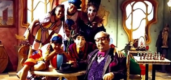 Castelo Rá-Tim-Bum foi sucesso da TV Cultura nos anos 90. Reprodução: Youtube.