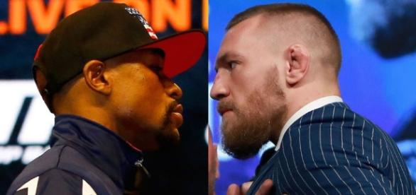 Conor McGregor Challenges Floyd Mayweather to a $100 Million Fight - esquire.com
