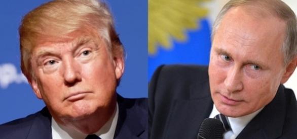 Donald Trump a trimis un avertisment dur lui Vladimir Putin