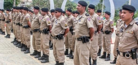 Polícia Militar de Minas Gerais considera paralisação em março