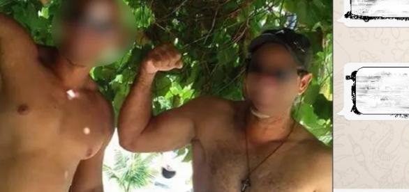 Presos padrasto e amigo que abusavam de menina de 12 anos em Goiás